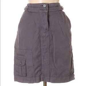 Anthro Daughters of the Liberation Purple Skirt